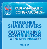 PADI Internships Awards