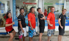 PADI IDC Interns